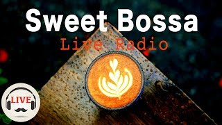 Download Sweet Bossa - Smooth Jazz Instrumental Rainy Mood - 24/7 Live Video