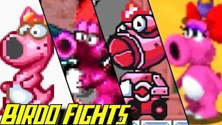 Evolution of Birdo Battles (1987-2018)