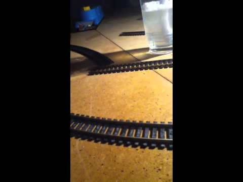 How to clean your Ho-Scale Tracks
