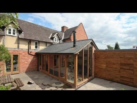 Home Extension for a Timber-Framed Family Home in Herefordshire