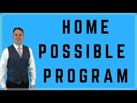 Who Does the Home Possible®️ Loan Program in California