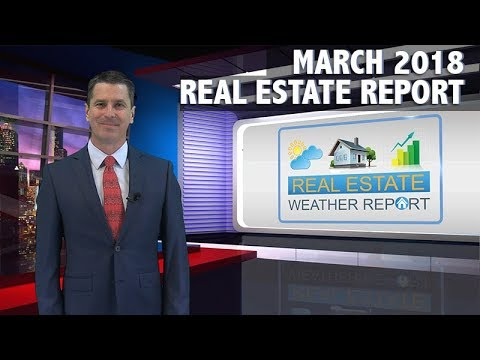 March 2018 East Bay Real Estate Weather Report