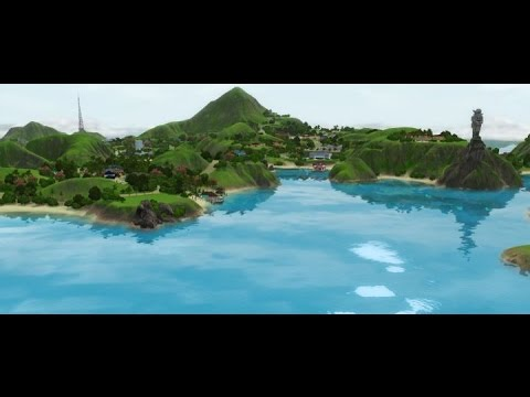 How to download Sims 3 Worlds For FREE!