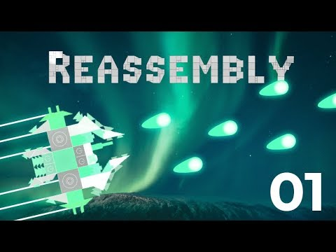 THIS GAME IS AWESOME!   Reassembly Ep 01
