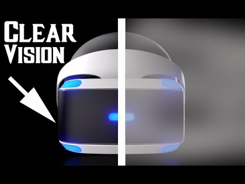 PSVR - How To Prevent Your Lenses from Fogging Up! (Tutorial)