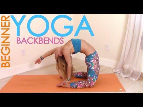 Beginner Yoga Backbend Practice with Kino
