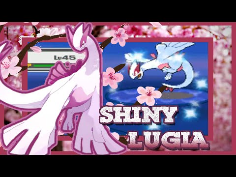 [2000 Sub Special!] EPIC LIVE!! Shiny Lugia on Pokemon SoulSilver after 9142 SRs!