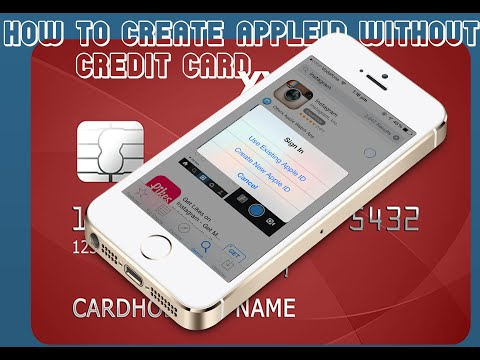 How To Create An Apple ID Without Credit Card 2017 Updated