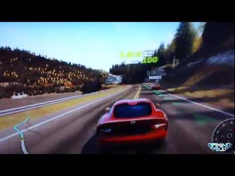 PAX Prime 2012: Forza Horizon Gameplay