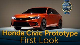 2022 Honda Civic Prototype | First Look