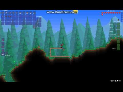 Terraria Help: How To Make A Bed And Set Your Spawn Point