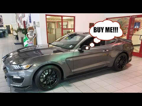 2017 GT350:  THE RIGHT TIME TO BUY!