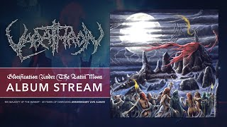VARATHRON - Glorification Under The Latin Moon (Official Album Stream)