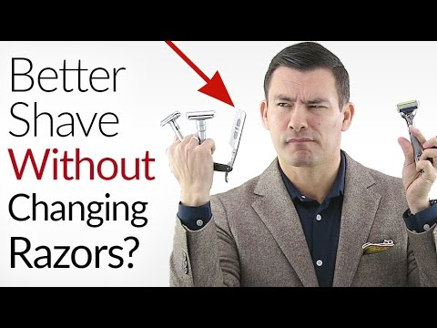 Improve Your Shave Without Switching Razors | Best Shaving Techniques With ANY Razor | Soap Vs Cream