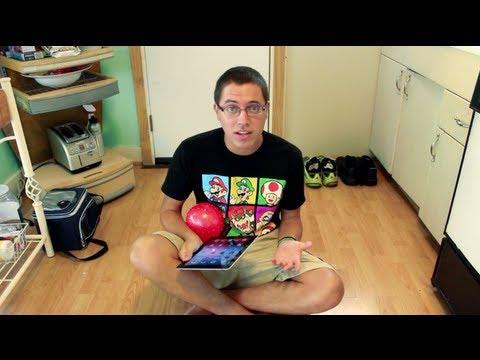 How to Shrink an iPad