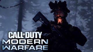 Call of Duty Modern Warfare - Official Reveal Trailer
