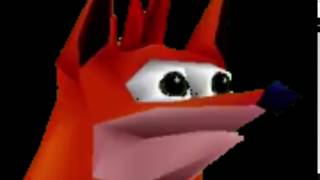"Crash Bandicoot ""Woah"" Sound Effect (Meme)"