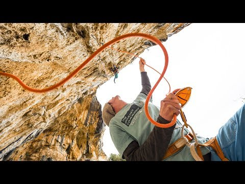 How to become a better belayer