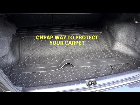 How To Protect Your Car's Carpet