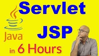 Servlet \u0026 JSP Tutorial   Full Course