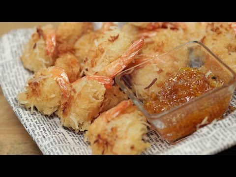 Bubba Gump's Coconut Shrimp Recipe