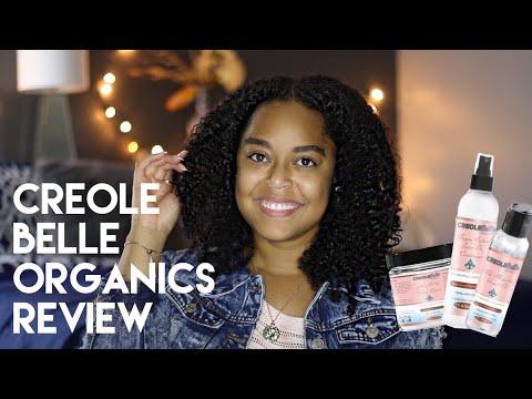 WASH N GO » CREOLE BELLE ORGANICS REVIEW | Danielle Renée