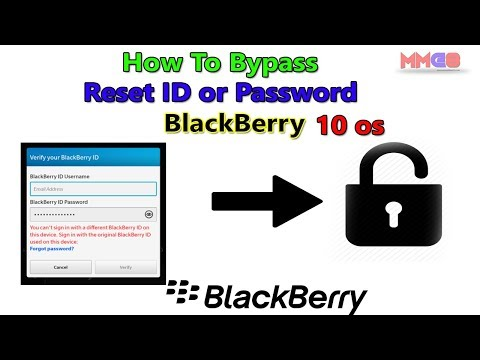How to remove Blackberry 10 Anti Theft Protection ID BlackBerry Q5/Q10/Z3/Z10/Z30  by mm@8