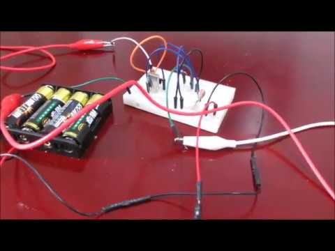 Arduino Controlled Morse Code Key and Transmitter