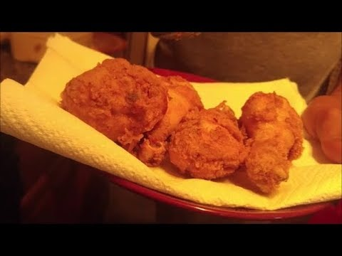 Cooking with the Matthews | Pancake Fried Chicken | Meal Under $10 |