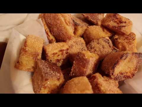 How to make French Toast Bites   Lizzy