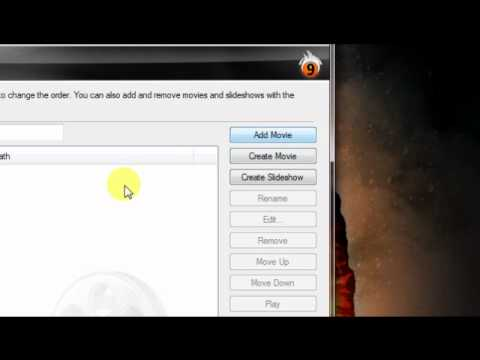 How to burn DVD with Ashampoo 9
