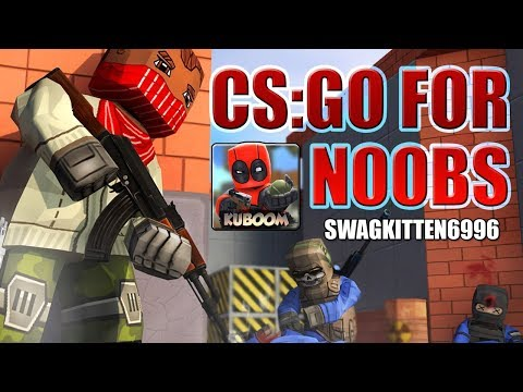 KUBOOM Gameplay - CS:GO for Android N00bs