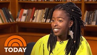 Amanda Gorman: Meet The First African-American Youth Poet Laureate | TODAY