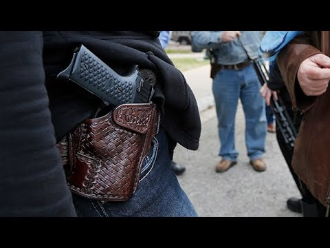 'Campus Carry' Expands To Community Colleges