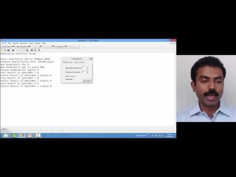 Module 2 - Day 1 - 5 - EpiData Entry:  Creating a QES-REC-CHK triplet