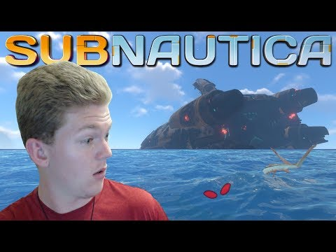 EXPLORING THE AURORA (WITH REAPERS!) - Subnautica #4