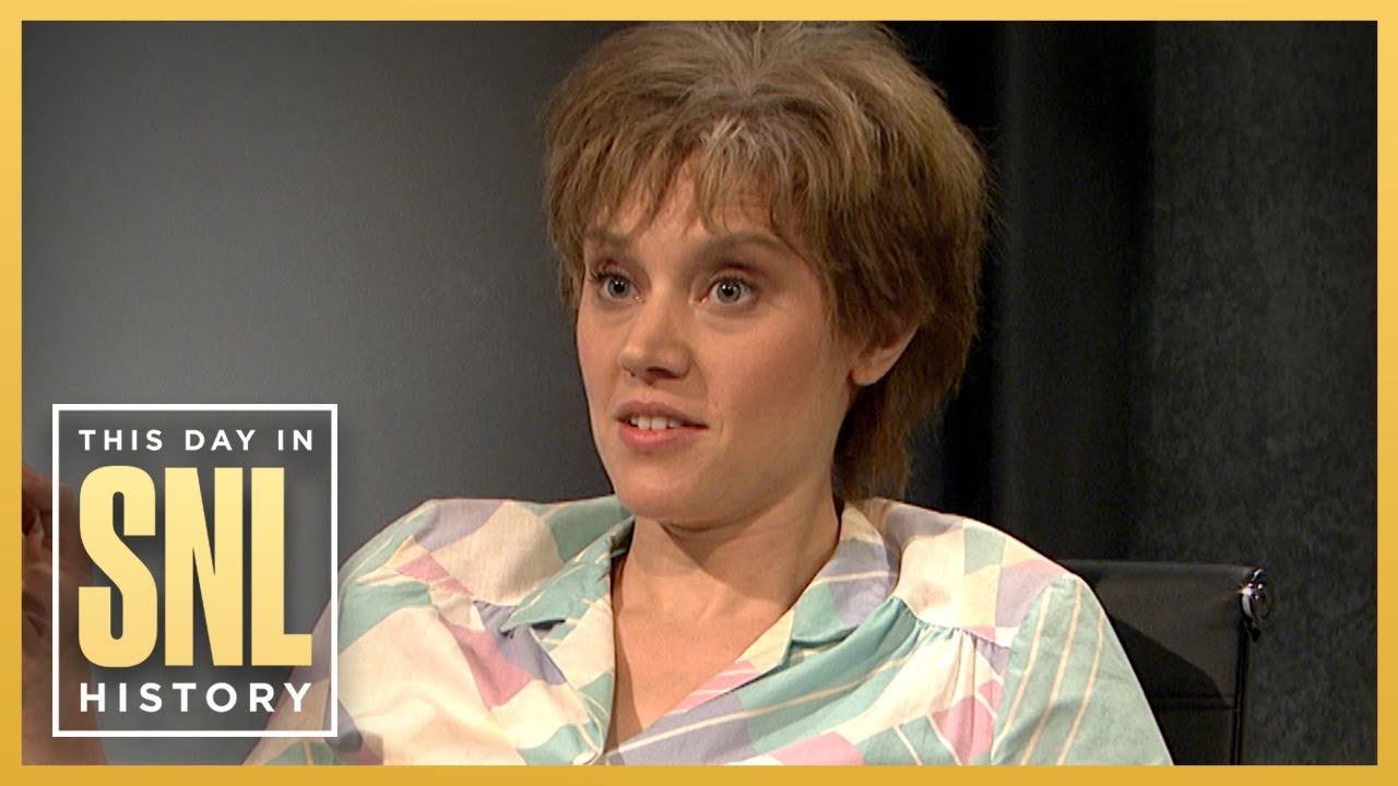 Ms. Rafferty's Paranormal Encounter: This Day in SNL History