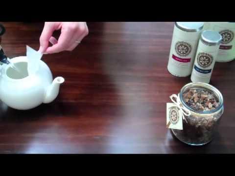 Tea Basics : How To Brew Loose Leaf Tea