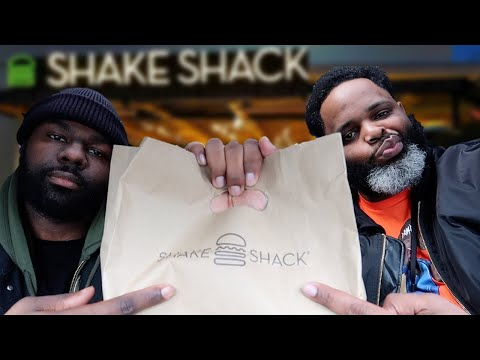 Food Review and a Disrespectful Shake Shack Employee