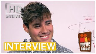 Tini | Jorge Blanco on girls, love and proposing (exclusive Interview) 2016 Violetta