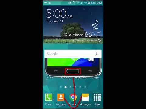 Samsung Galaxy Android Phone Tutorial - Beginners Guide