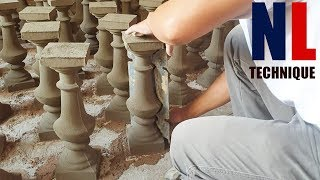 Download Amazing Creative Construction Workers Make Tiles and Bricks Part 6 Video