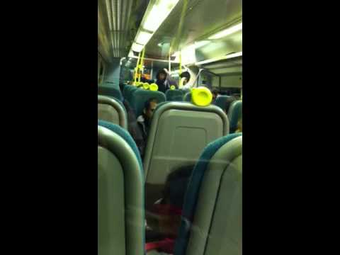More from the posh train driver