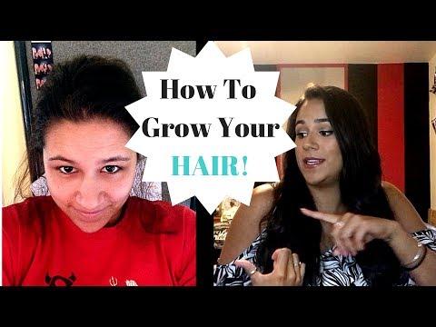 How To Grow LONG Hair!! Post CHEMO Hair Growth Tips!