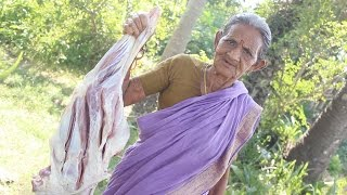 Village Style Goat Leg Piece Curry by My Grandma || Myna Street Food || Food Info