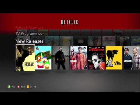Xbox tutorial: Watch US Netflix content in UK