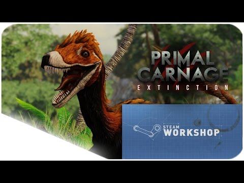 Primal Carnage: Extinction | WorkShop Skin |