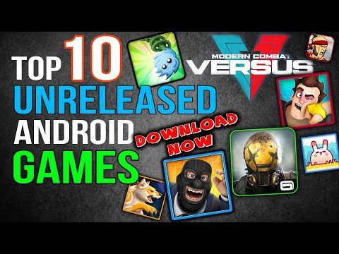 TOP 10 Unreleased Android Games Download for FREE - Upcoming Android Games 2017 ⚡⚡⚡⚡⚡ 🔥🔥🔥🔥