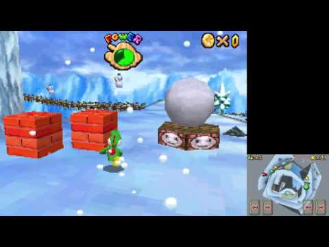 Super Mario 64 DS - Timestop in CCM