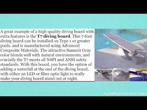 Popular Diving Boards